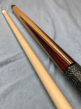 Panther Playing Cue Rosewood & Maple Fancy Ringwork  Under 100.00 !!!!