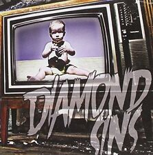 Diamond Sins - Death Punk Baby [New CD]