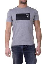 Emporio Armani EA7 T-Shirt Sweatshirt Sz. S Man Greys 6XPT94PJ20Z-3905 PUT OFFER