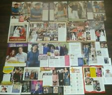 ROYAL FAMILY Prince William Kate Middleton Magazine CLIPPINGS #3