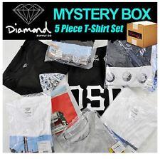 Diamond Supply Co 5 Pack T-Shirt Blind Set Skateboarding Box Authentic DMND