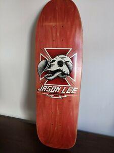 "Jason Lee ""Dodo Skull"" Cease & Desist Skateboard Deck"