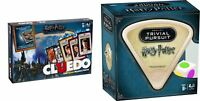 Harry Potter Cluedo & Trivial Pursuit Harry Potter