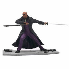 Mcfarlane The Matrix Series 1 Morpheus Reloaded Parking Garage Scene Action Fig