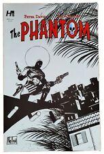 The Phantom #1 by Hermes Press, Variant cover 1F, black and white, Graham Nolan