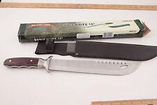 "American Camper 16"" Bowie Knife in Sheath"