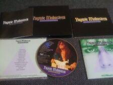 YNGWIE J. MALMSTEEN / THE SEVENTH SIGN /JAPAN LTD CD slipcase, book