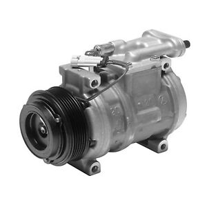For Chevy Corvette 5.7 V8 88-91 A/C Compressor and Clutch Denso 471-0332
