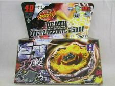 Beyblade BB119 4D Metal Fusion Death Quetzalcoatl with Launchers Kid Gaming Toys