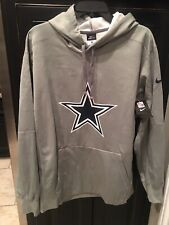 Dallas Cowboys Nike NFL Therma-Fit Hoodie Size XL