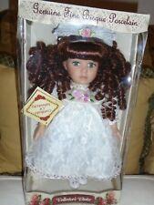 Vintage Genuine Fine Bisque Porcelian Doll Collector Choice