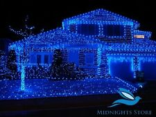 75 Foot BLUE STILL CLEAR LED DECORATION RICE LIGHT FOR DIWALI,CHRISTMAS(23M)