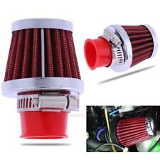 25MM Car Bike Oil Mini Breather Cold Air Filter Fuel Crankcase Engine Filter