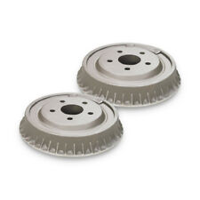 Centric Rear  Brake Drums 2PCS For 1969 Ford Thunderbird