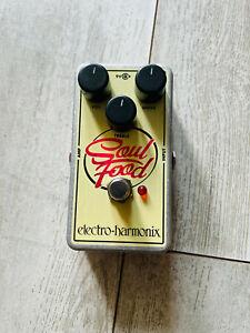 Verzerrer für Gitarren - Electro Harmonix Soul Food Top Zustand mit OVP