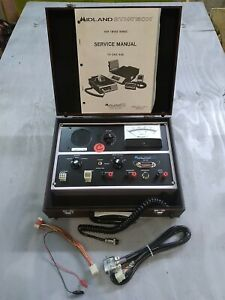Midland LMR Land Mobile Radio Tester CB Test 70-342/442 Portable Equipment