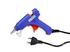 Pistola colla a caldo 20 w incollatrice termocollante bricolage fai da te 53705