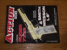 $$$ Revue Action guns N°72 Ruger 77/22  Smith & Wesson L8  Winchester Featherwei
