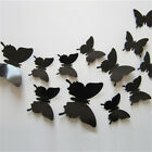 24pcs 3d Diy Butterfly Wall Stickers Home Decor Room Decals Decoration 2021