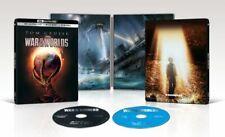 War of the Worlds [SteelBook] (4K Ultra HD/Blu-ray/Digital) Release 2/9