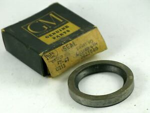 1937-1967 Chevrolet NOS crankcase front cover oil seal 3835946