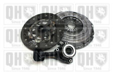 FORD FOCUS Mk2 1.8D Clutch Kit 3pc (Cover+Plate+CSC) 04 to 12 KKDA 240mm QH New