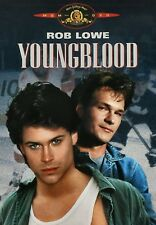 NEW DVD -  YOUNGBLOOD - Rob Lowe, Patrick Swayze , Cynthia Gibb - Hockey NHL