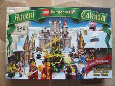 LEGO Adventskalender Kingdoms 7952 v. 2010 Rarität Rare Neu & OVP !