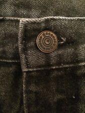 Kemington Express 20 Ga Jeans Gauge Black W34 L30 Men Cotton Great RARE Denim