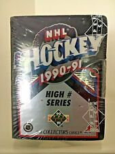 1990/91 NHL Hockey~ THE COLLECTOR'S CHOICE~ High # Series~Sealed!!Never Opened!!