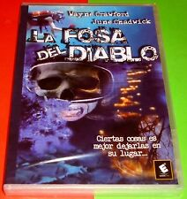 LA FOSA DEL DIABLO / The Evil Below / English Español - Region 2 - Precintada