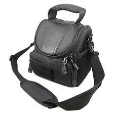 Black Camera Bag Camcorder DV Case For Camera M500 R42 1100D T3 DSLR SX50 ED