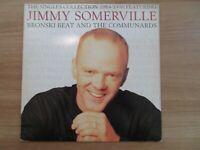 Jimmy Somerville - The Singles Collection 1991 Korea Orig LP Insert RARE
