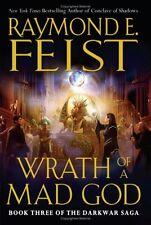Wrath of a Mad God (The Darkwar Saga, Book 3) by Raymond E. Feist