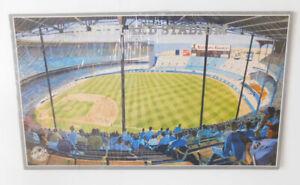"1992 Cleveland Stadium Matinee by Robert Wieferich Artwork 15"" x 9"""