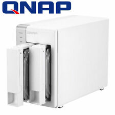 QNAP TS-231P 2-Bay NAS  512MB RAM Freescale ARM Cortex-A9 1.2 GHz DualCore SATA