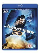 Jumper 3d 2d Blu-ray UK BLURAY