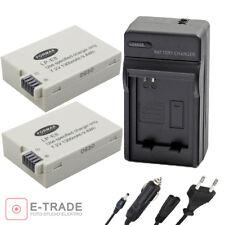 LP-E8 Battery / charger For Canon LPE8 EOS 550D 600D 650D