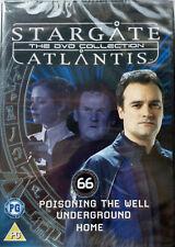 Stargate Atlantis DVD Collection No 66 (DVD, 2006) S01E7-9 NEW SEALED PAL R2