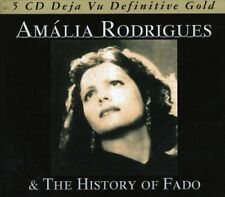 Amalia Rodrigues - The History of Fado [CD]