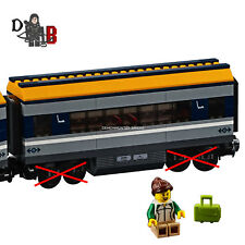 LEGO City Passenger train 60197 Passenger Carriage only - No Bogey/Wheels