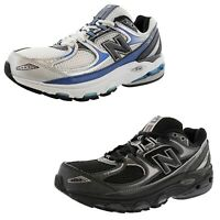 NEW BALANCE MEN'S MR1012BK 2E WIDTH STABILITY RUNNING SHOES