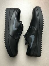 Nike SB Janoski G Spikeless Golf Shoes Black Mens Size:14 AT4967-001
