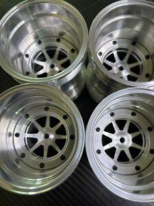 Tamiya Jugger-Naut Ford Juggernaut Alloy Wheels set Tecnacraft repro