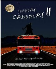 "2"" x 3"" Magnet Jeepers Creepers 2 Movie Poster FRIDGE MAGNET Locker MAGNET"
