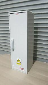 GRP Electric Enclosure, Kiosk, Cabinet, Meter Box, Housing (W260, H800, D245) mm