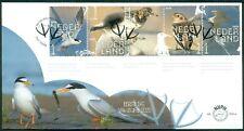 NEDERLAND: UITGAVE 2020 FDC 809 A/B BELEEF DE NATUUR. (KUSTVOGELS)