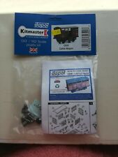 Dapol Kitmaster Cattle Wagon Kit OO Gauge DAC039 New and Unopened