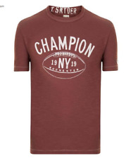Champion Snyder Mens T-Shirt Size Large REF:C3443^