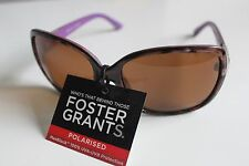 FOSTER GRANT POLARISED LADIES SUNGLASSES, LIBRETTO POL